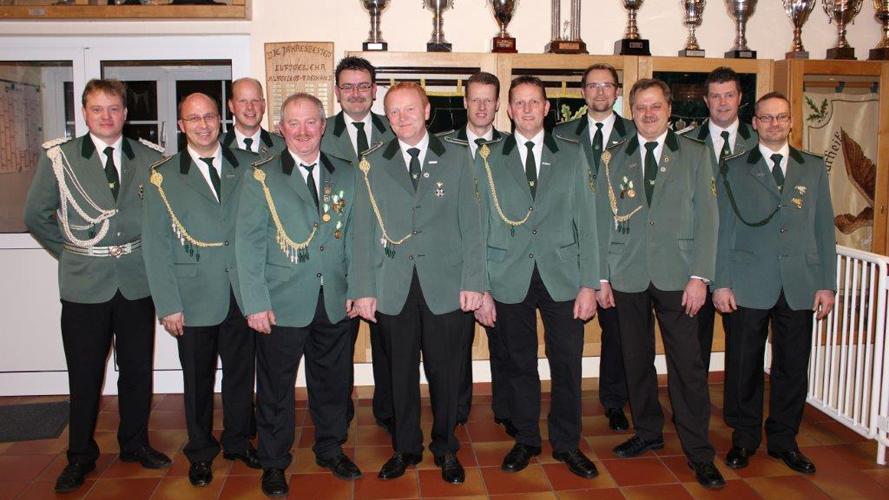 Vorstand bis 2017