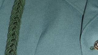 Grüne Schützenschnur